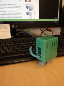 BMO at work