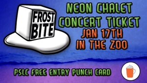 mock frostbite concert ticket